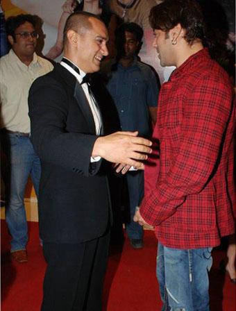 Aamir Khan and Salman Khan On Red Carpet