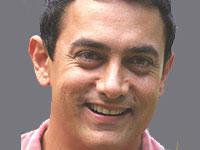 Aamir Khan Beautiful Smile Pic