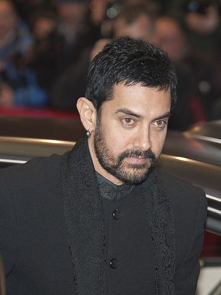 Aamir Khan Beauty Still