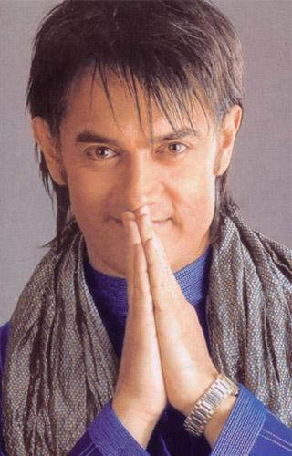 Aamir Khan Nice Hair Style Pic