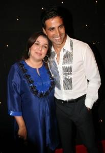 Akshay Kumar and Farah Best Pic