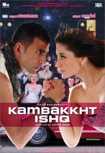 Akshay Kumar and Kareena In Kambakht Ishq