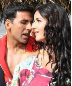 Akshay Kumar and Katrina Kaif Romance Still