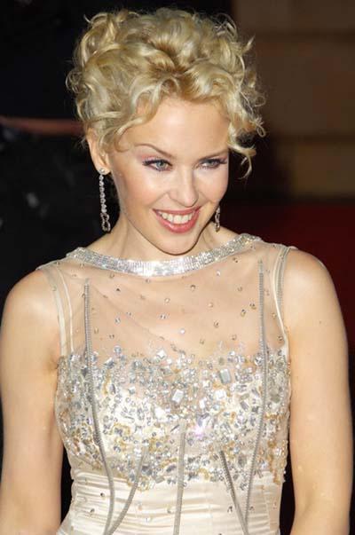 Kylie Minogue Looking Beautiful
