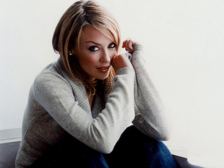 Kylie Minogue Romancing Look Still