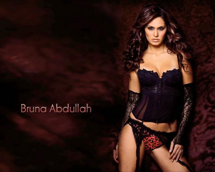 Bruna Abdullah Hot Wallpaper