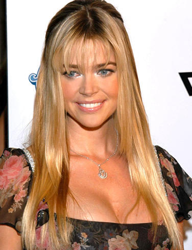Denise Richards Nice Hair Style Pic