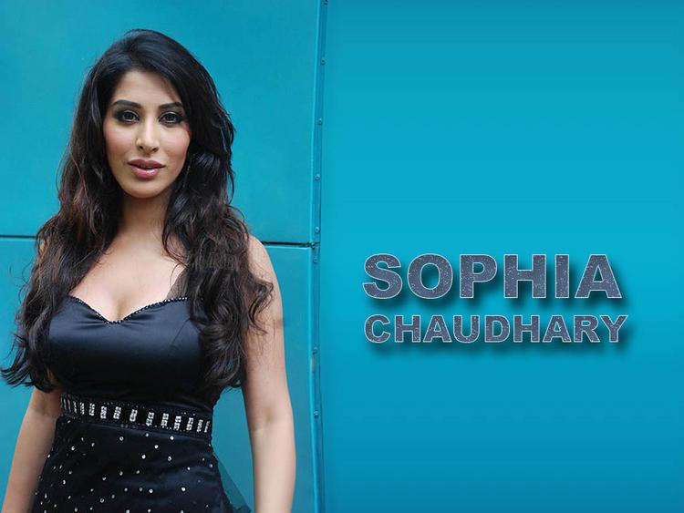Sophia Chaudhary Nice Look Wallpaper