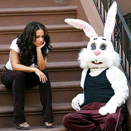 Alicia Keys Nice And Funny Photo