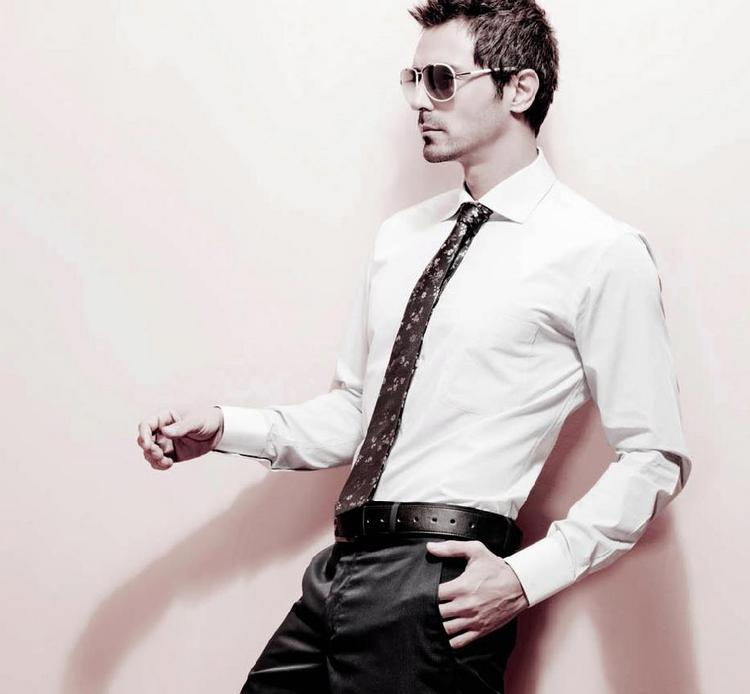 Arjun Rampal Stylist Photoshoot For Thomas Scott