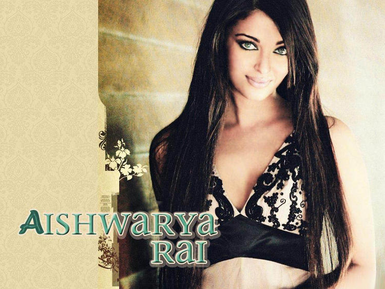 Aishwarya Rai Bold Wallpaper