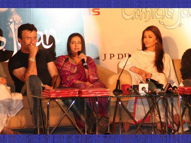 Aishwarya Rai Press Meet Photo