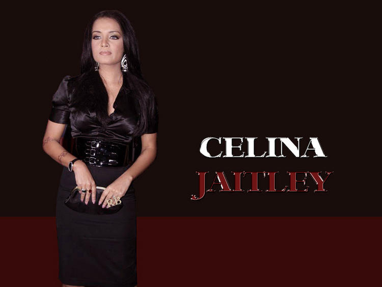 Celina Jaitley Glamour Wallpaper