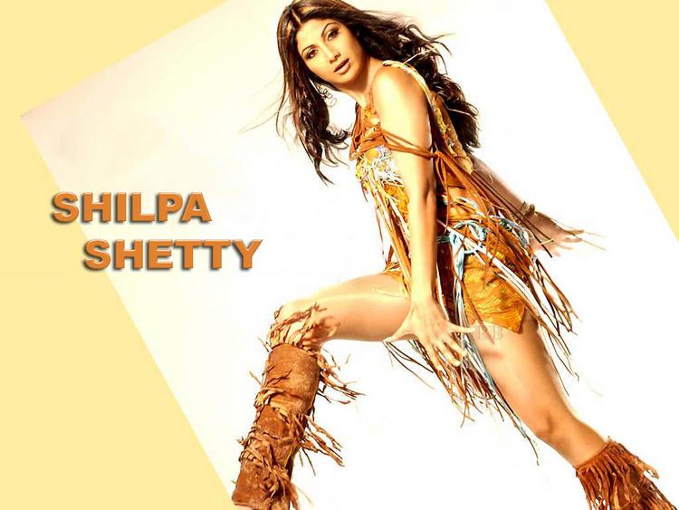 Shilpa Shetty Bold And Hot Wallpaper
