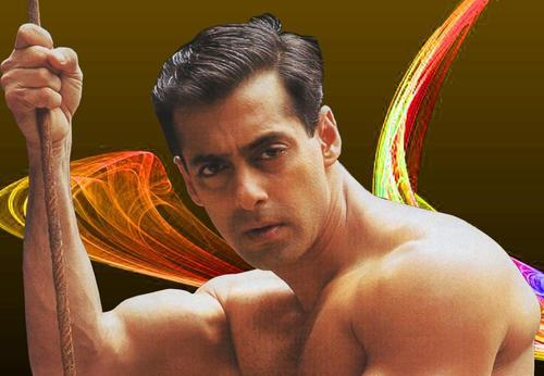 Salman Khan Angry Look Photo