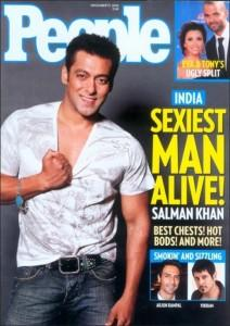 Salman Khan On The Cover Of People Magazine