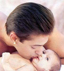 Salman Khan Kissing A Cute Baby