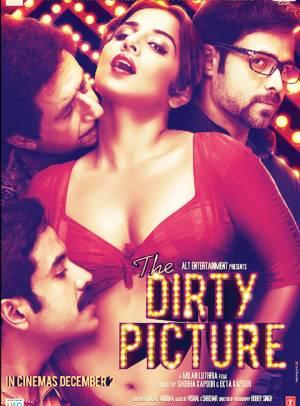 First Look at the Poster of Vidya Balans Dirty Picture