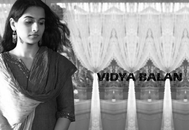 Vidya Balan Cool Looking Still