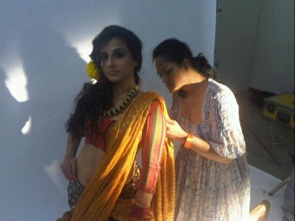 Vidya Balan Sexy Still