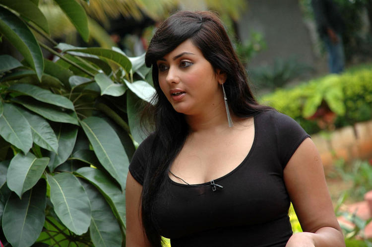 Namitha Hot Telugu Movie Still