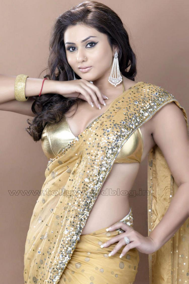 Namitha Sexy Pose Photo Shoot