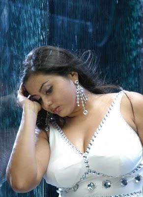 Namitha Sizzling Sexy Wallpaper