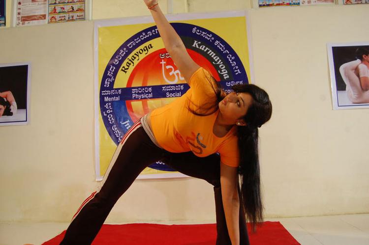 Namitha Yoga Hot Still