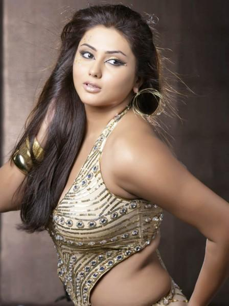 Spicy Babe Namitha Hottest Photoshoot
