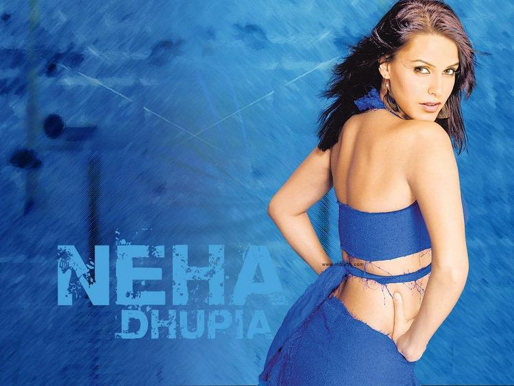 Neha Dhupia Dazzling Still