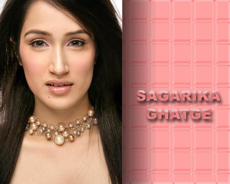 Sagarika Ghatge Cool And Fresh Wallpaper