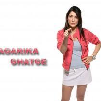 Sagarika Ghatge Nice Look Wallpaper