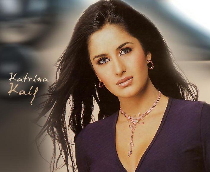 Katrina Kaif Romancing Look Wallpaper