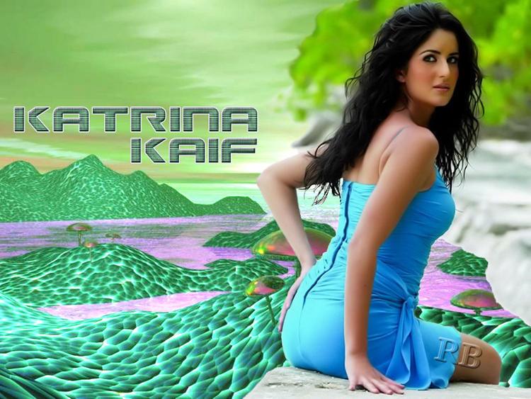 Katrina Kaif Sexy Hot Wallpaper
