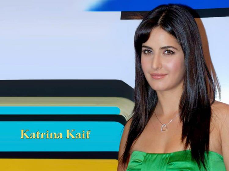Katrina Kaif Srtapless Dress Nice Wallpaper