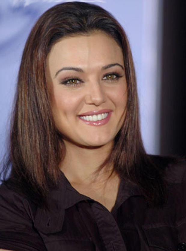 Dimple Beauty Preity Zinta Sweet Still
