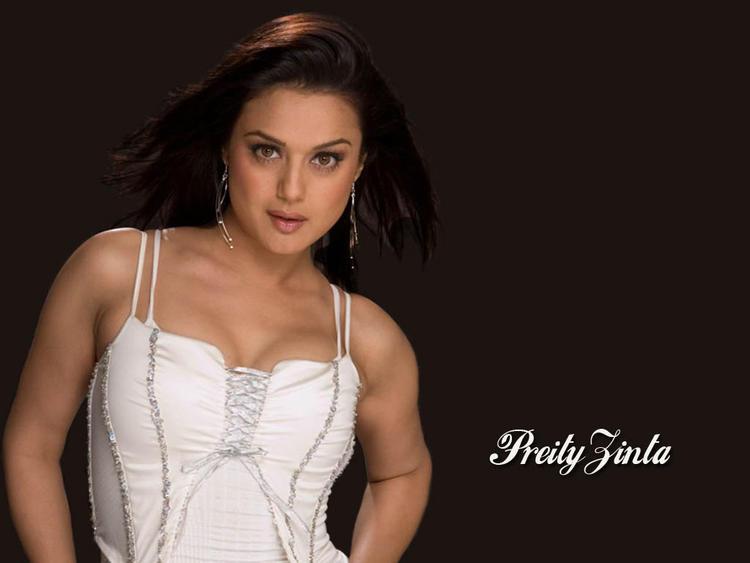 Preity Zinta Hot Sexy Wallpaper