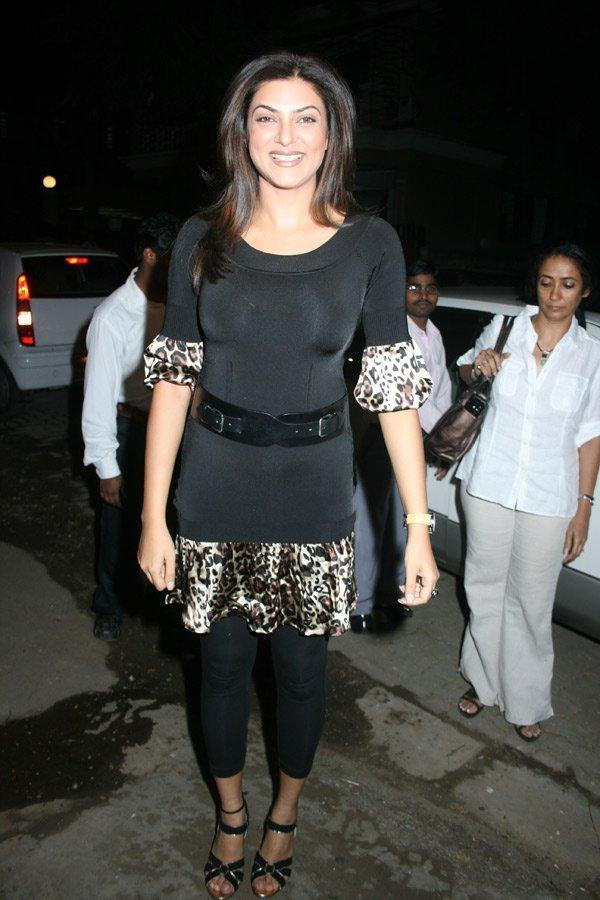 Sushmita Sen Latest Gorgeous Pic