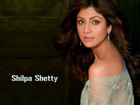 Hot Diva Shilpa Shetty Wallpaper