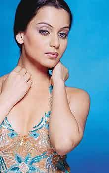 Kangana Ranaut Beautiful And Charming Look Photo