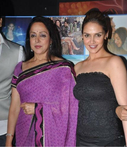 Hema Malini And Esha Deol Cool Pics