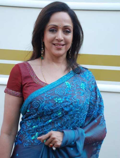 Hema Malini Simple And Cool Pics