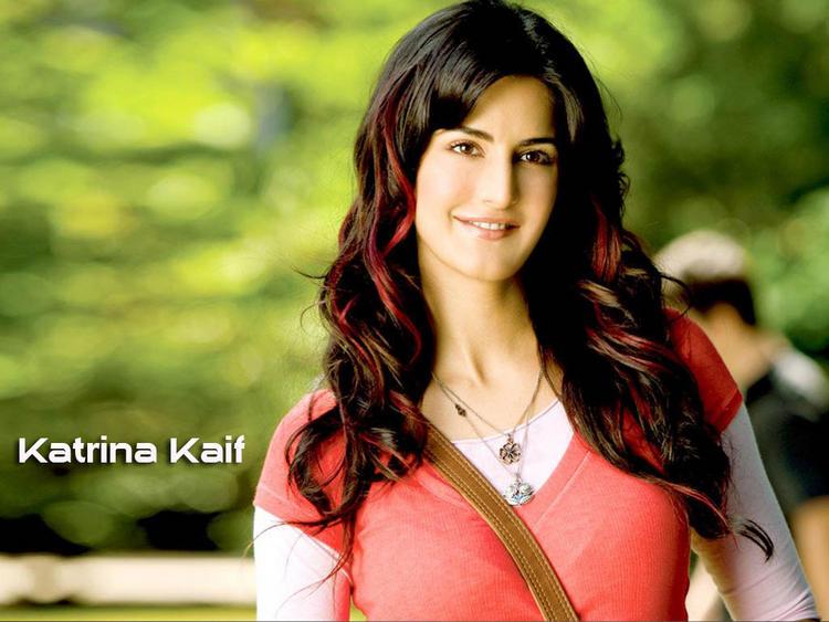 Charming Actress Katrina Kaif Stunning Wallpaper