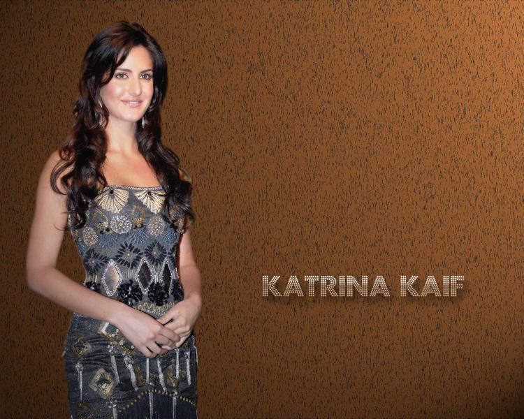 Glamour Beauty Katrina Kaif Wallpaper