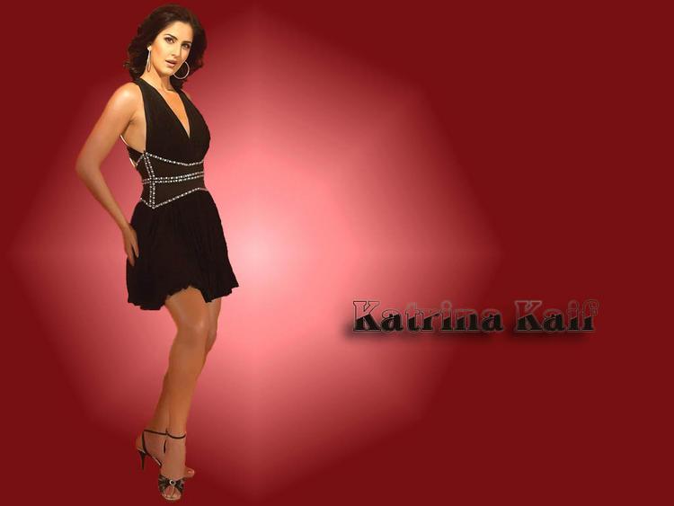 Katrina Kaif Short Dress Sexy Wallpaper