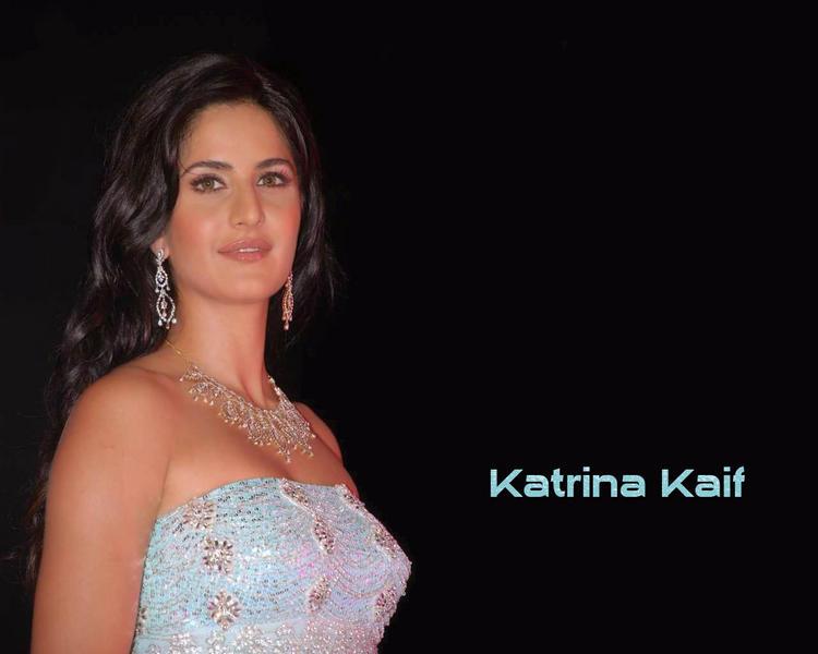 Katrina Kaif Strapless Dress Gorgeous Wallpaper