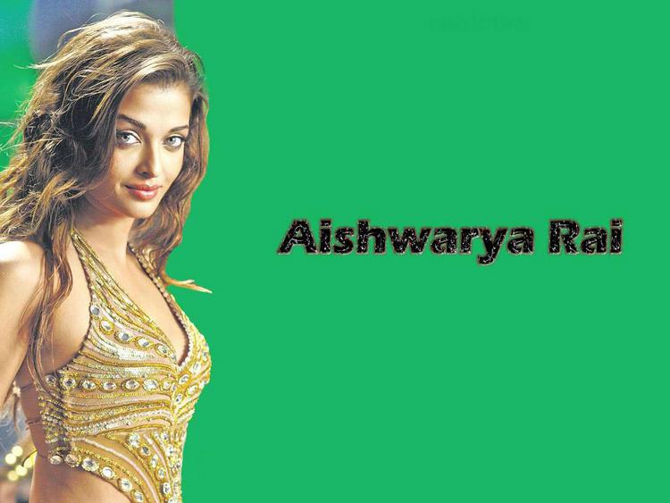 Hottie Aishwarya Rai Wallpaper