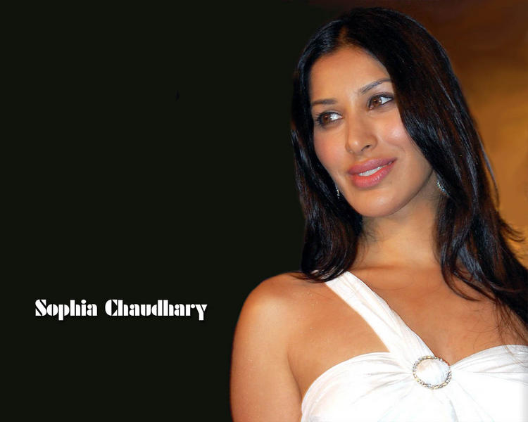 Sophia Chaudhary Hot Wallpaper