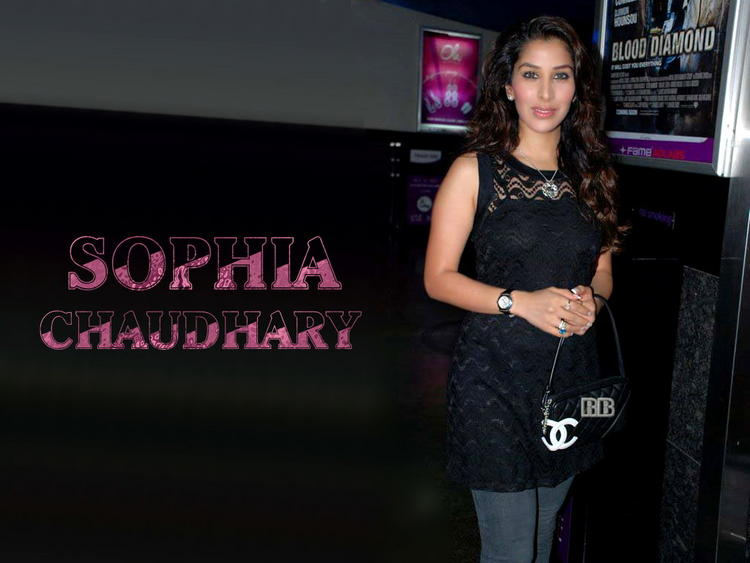 Sophia Chaudhary Nice And Cool Wallpaper