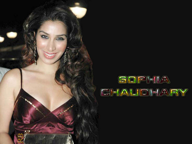 Sophia Chaudhary Open Boobs Bold Wallpaper
